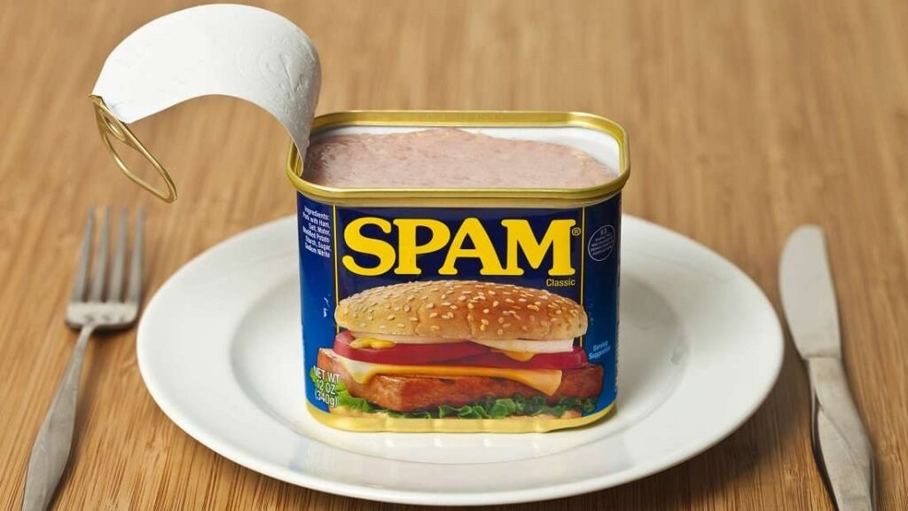 spam.